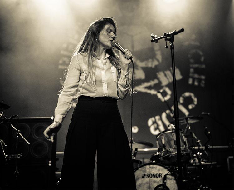 Jana fra Fremmand - Færøsk band
