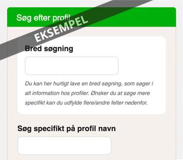 Start-guide til DanskeMusikere.dk - Step 1