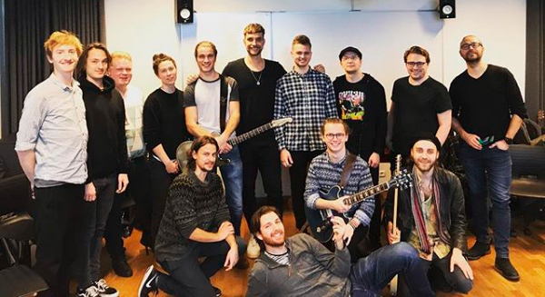Det Jyske Musikkonservatorium i Aalborg