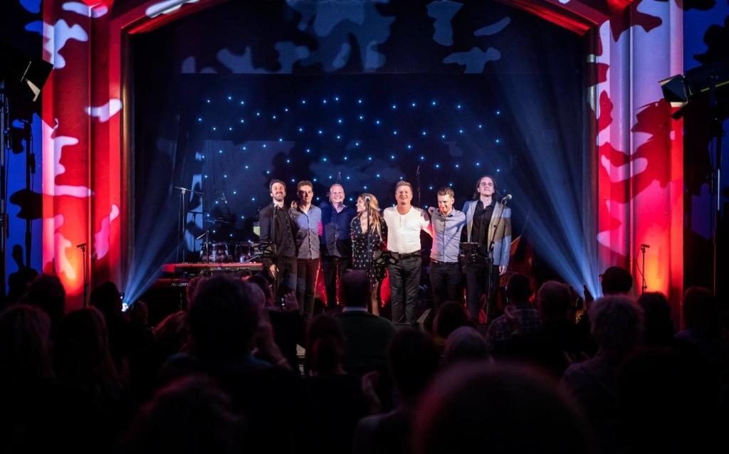 Stig Skovlind release koncert for Singlerne i 2018